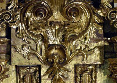 Retablo de San Juan Bautista (Bilbao) decoración
