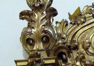 Retablo Lateral de San José (Markina - Xemein) jarrones