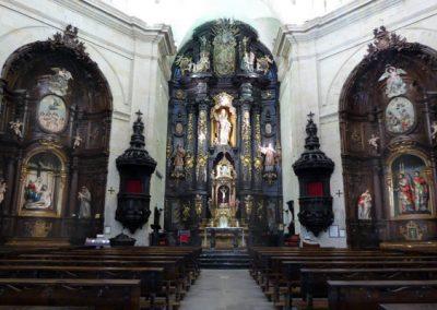 Conjunto de Retablos de San Nicolás de Bari (Bilbao) Colaterales