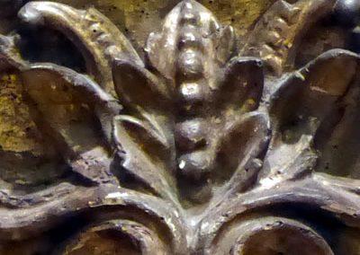 Retablo de la Virgen del Carmen (Bilbao) dorado