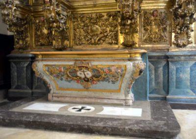 Retablo Lateral de San José (Markina - Xemein) altar