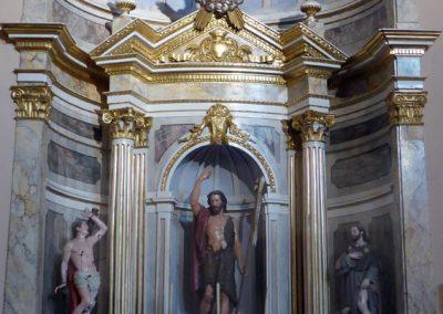 Conjunto de la Asunción (Bermeo) templete