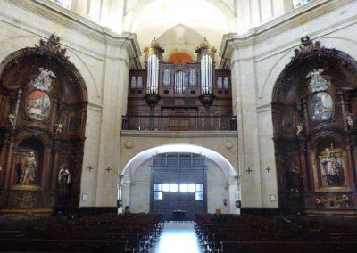 Conjunto de Retablos de San Nicolás de Bari (Bilbao) Laterales