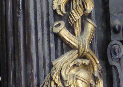 Retablo San Nicolás de Bari (Bilbao) decoración