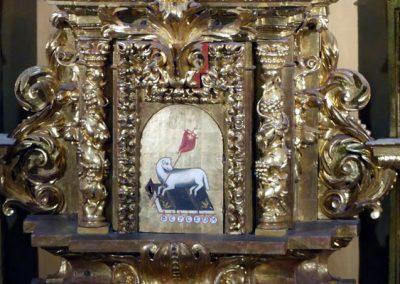 Retablo Mayor de la Asunción (Güeñes) sagrario