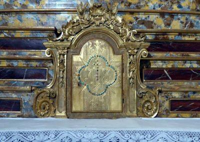 Retablo de la Inmaculada (Bermeo) sagrario
