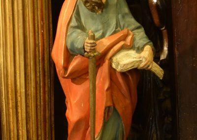 Retablo San Nicolás de Bari (Bilbao) Pablo