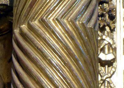 Retablo Lateral de San José (Markina - Xemein) zigzag