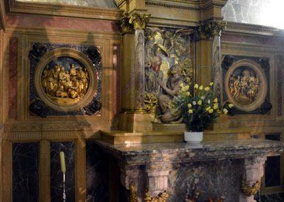 Santuario de Santa María de la Antigua (Orduña) habitación