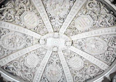 Santuario de Santa María de la Antigua (Orduña) cúpula