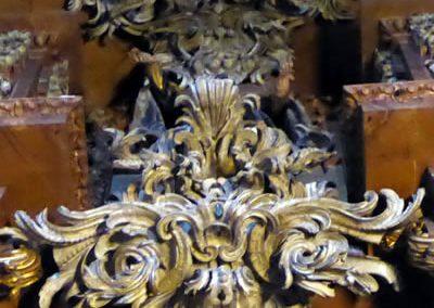 Retablo de la Sagrada Familia (Orduña) putti