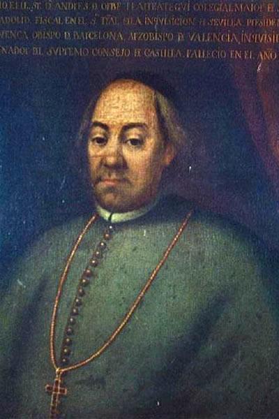 Andrés de Orbe y Larreategui