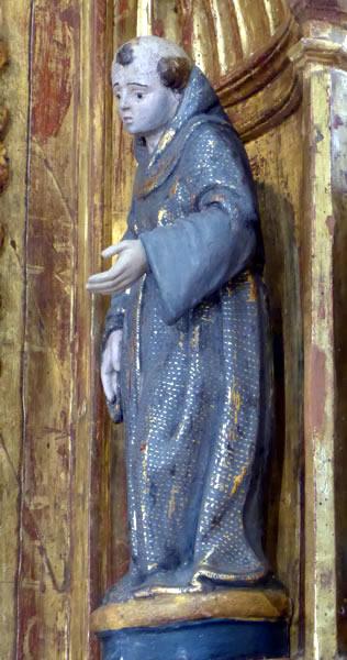 Santo franciscano