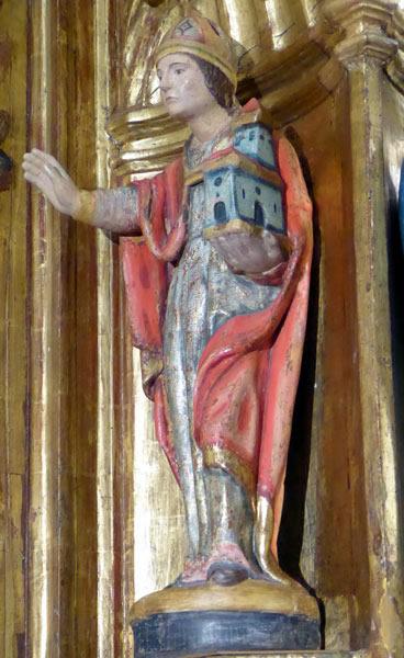 San Gregorio Magno.