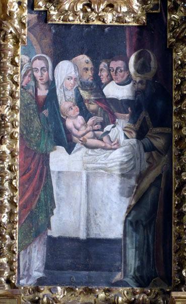 Circuncisión de Jesús.