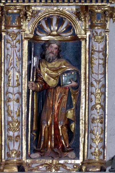 San Matías.