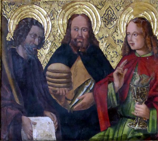 Santiago el Menor, San Felipe y San Juan