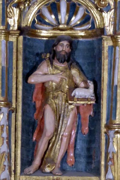 San Juan Bautista.
