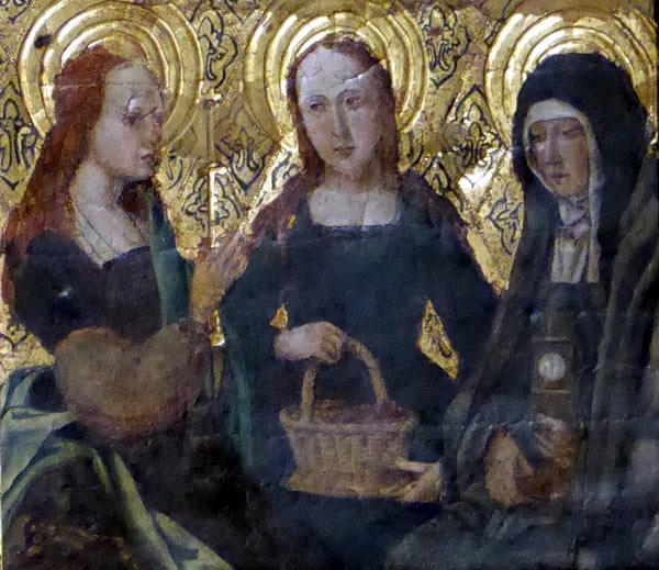 Tres santas