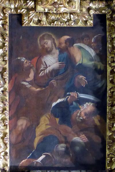 Prendimiento de Jesús.