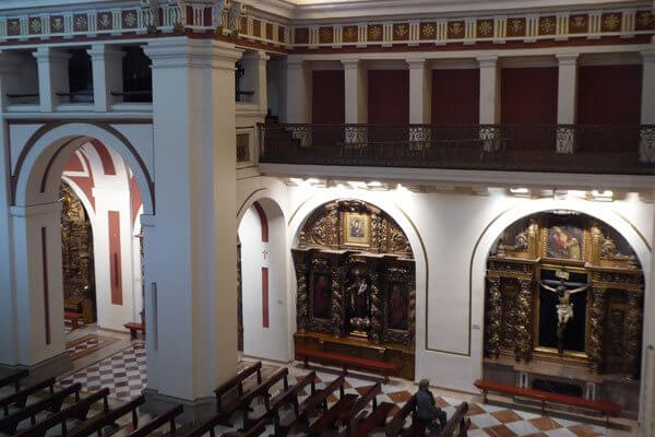 Conjunto de los Santos Juanes (Bilbao)