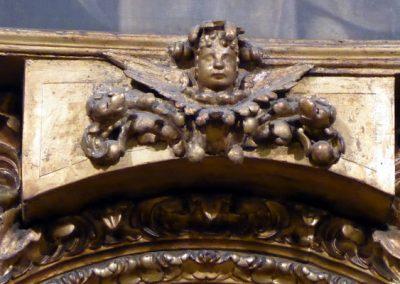Retablo de San José (Bilbao) dorada