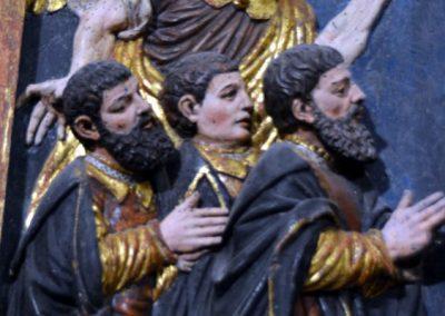 Retablo Asunción Santa María (Markina - Xemein) donante