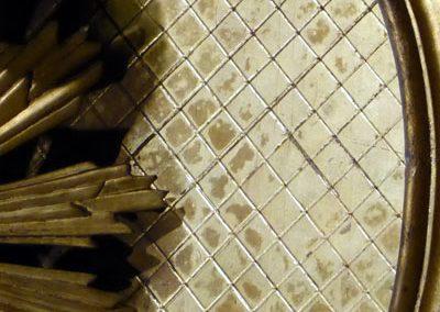 Retablo del Sagrado Corazón de Jesús (Bilbao) enrejillado