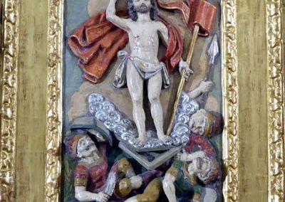 Retablo Asunción Nuestra Señora (Zeanuri) sagrario